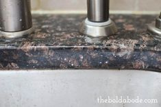 DIY Granite Cleaner   The All Natural And Cheap Way To Clean Your Granite  Countertops!