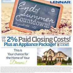 Don't let Summer Savings pass you by! Find your Austin Dream Home by Lennar where Everything's Included!