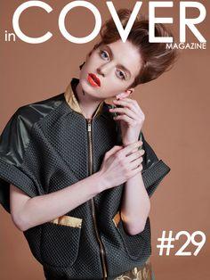 inCOVER - Revista de moda, arte, belleza, tendencias y fotografia