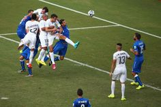 Italy v Uruguay: Group D - Pictures - Zimbio