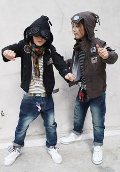 Aviator Jacket - childrenwithswag