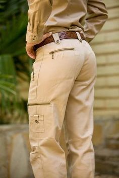 Another cute pair of tactical pants from SHE Safari Utility Pants