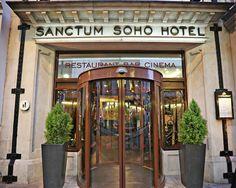 The Sanctum—London, United Kingdom. #Jetsetter