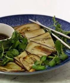 Flour.ish.en Test Kitchen: Asian Eggplant Salad
