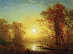 Sunrise-------------by Claude Monet