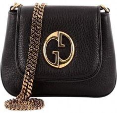 ec0134ddab829d 1973 Leather Crossbody Bag #Designerhandbags Gucci Handbags, Luxury  Handbags, Purses And Handbags,