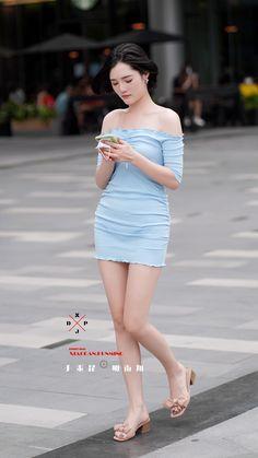 Beautiful Legs, Gorgeous Women, Sexy Asian Girls, Hot Girls, Girls In Mini Skirts, Sexy Legs And Heels, Cosmic Girls, Girly Outfits, Skirt Fashion