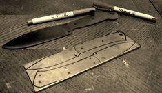 JR's Survival & Bushcraft Knives