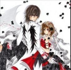 Vampire knight, Kaname and yuki