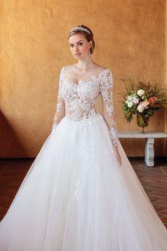 Casablanca Bridal S Elsie Wedding Gowns With Sleeves Long Sleeve Best