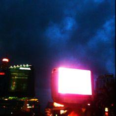 It's gonna rain ☔