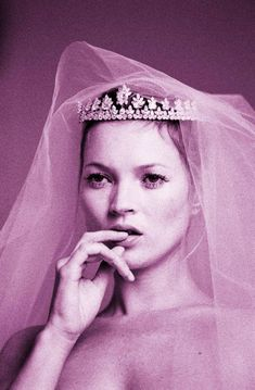 onlykatemoss: Kate Moss photographed by Inez and Vinoodh