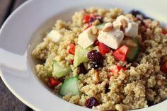 Super-Quick Couscous Salad Recipe - Cook Clean Craft