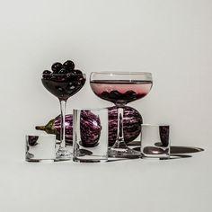Les Aliments déformés par du Liquide et du Verre de Suzanne Saroff (2)
