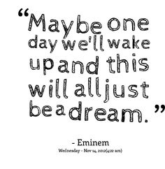 maybe one day - Google Search