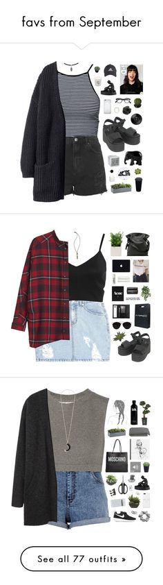"""favs from September"" by amy-lopez-cxxi ❤ liked on Polyvore featuring Estradeur, Topshop, Dr. Martens, Wedgwood, The Elephant Family, Carriere, Oly, J.Crew, LEXON and Salvatore Ferragamo"