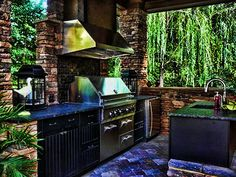 Outdoor Kitchen Design Center Is South Florida S Outlet For Soleic Polymer Outdoor Kitchen Cabinets And Outdoor Kitchen Design