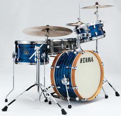 """Tama Silverstar Vintage ltd. -BLO Kesselsatz besteht aus:  20""""x10"""" Bass Drum 12"""" x 07"""" Tom Tom 14""""x09"""" Stand Tom"""