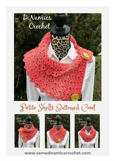 "2017 ""Make it for Me"" Day 6 - ELK Studio - Handcrafted Crochet Designs"