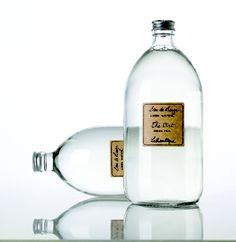 packaging: Eau de Linge (Linen Water)