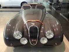 1949 Jaguar XK120 Alloy Body Race Car Roadster 670025