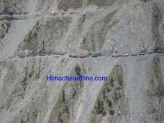 Leh Road From Manali