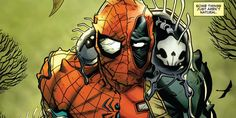 Deadpool Reminds Spider-Man How To Be a Hero