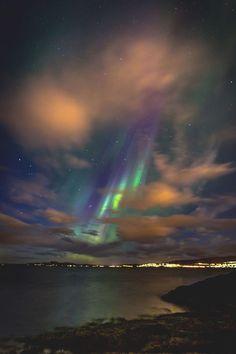 Beautiful Polar Lights~