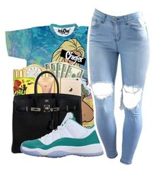 """""""Untitled #203"""" by mindset-on-mindless ❤ liked on Polyvore featuring beauty and NIKE"""