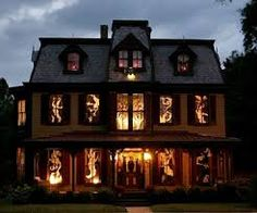 halloween house google search - Halloween House Decorations