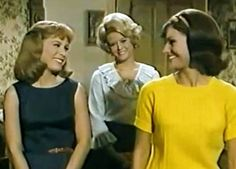 Petticoat Junction Lori Saunders, Meredith Macrae, Colorized History, Petticoat Junction, The Beverly Hillbillies, Cant Stop Loving You, Stars Then And Now, Christian Movies, Old Shows