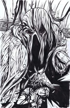 Swamp Thing (vol.5) Annual #1 Page 29 by Becky Cloonan
