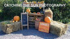 Fall Photo set up.