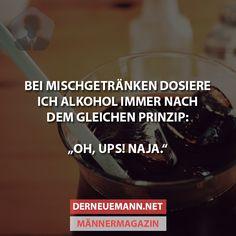 Dosieren #derneuemann #humor #lustig #spaß