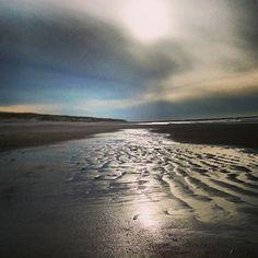 Heerlijk wandelen op het Texelse strand in januari, dat is #ooktexel