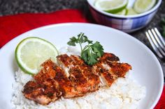 Food and the City | a food + life & style guide for the 20' something: Lazy Girl Sweet + Spicy Lime Chicken
