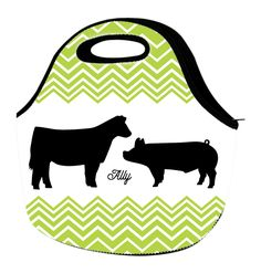Send your family off each day with their unique lunch bag! These neoprene lunch bags work great to insulate your lunch and make it easily identifiable. Your custom design will display on both sides of