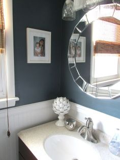 Lowes Valspar Relaxed Navy More