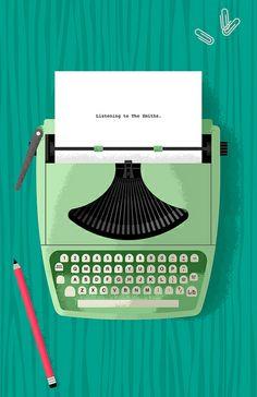 Luke Bott - Typewriter