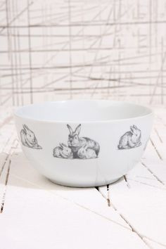 Wild Rabbit Bowl at Urban Outfitters