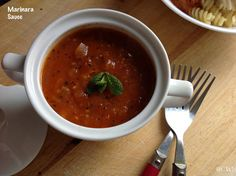 Cookingwithsapana: Marinara Sauce