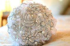 ramos de novias con joyas - Buscar con Google
