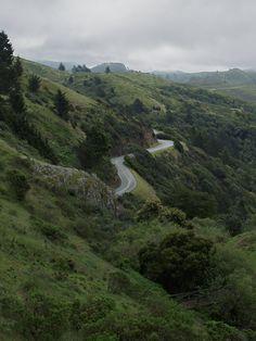 I grow more in love with where I live each day. Mount Tam. California. Nirav Patel