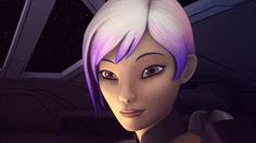 Did l mention how much l love Sabine's new hair?