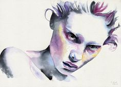 Fine Art and You: Watercolor Paintings by Cora and Tiana