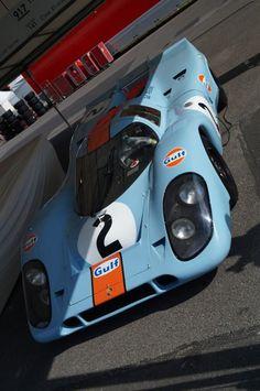 #2 Gulf Porsche