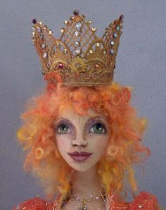 Lace Crown.I like the size and shape. everything else must change