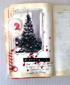 So super excited to be doing a december daily this year. in JINGLE HELLS STYLE! Chrissy Colon, Jess Mutty and myself . Christmas Mini Albums, Christmas Journal, Christmas Scrapbook, Christmas Minis, Christmas Crafts, Christmas Ideas, December Daily, Project Life, Daily Journal