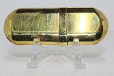 Brass No 5 Benzin Feuerzeug Lighter, brennt, Sammler, rar, alt, vintage Alter, Lighter, Brass, Ebay, Vintage, Vintage Comics, Rice
