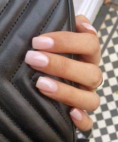 Classy Acrylic Nails, Best Acrylic Nails, Classy Nails, Natural Looking Acrylic Nails, Nagellack Design, Nagellack Trends, Chic Nails, Stylish Nails, Elegant Nail Designs